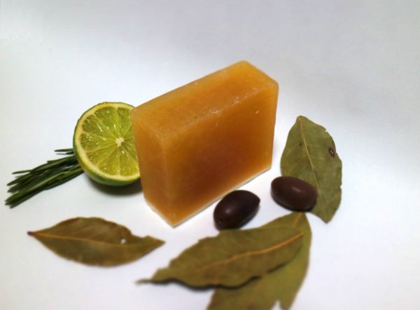 Aleppo Seife Zitrone, 100 g